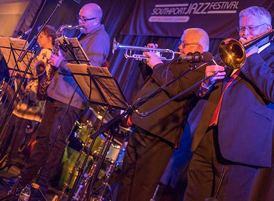 Alan Barnes Octet